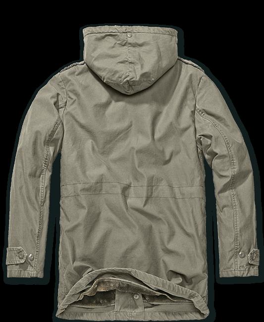 Brandit BW Parka kabát, oliva | WARAGOD